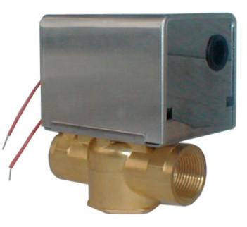 风机盘管电动阀 hf2v/hf3v系列电动阀用于空调末端
